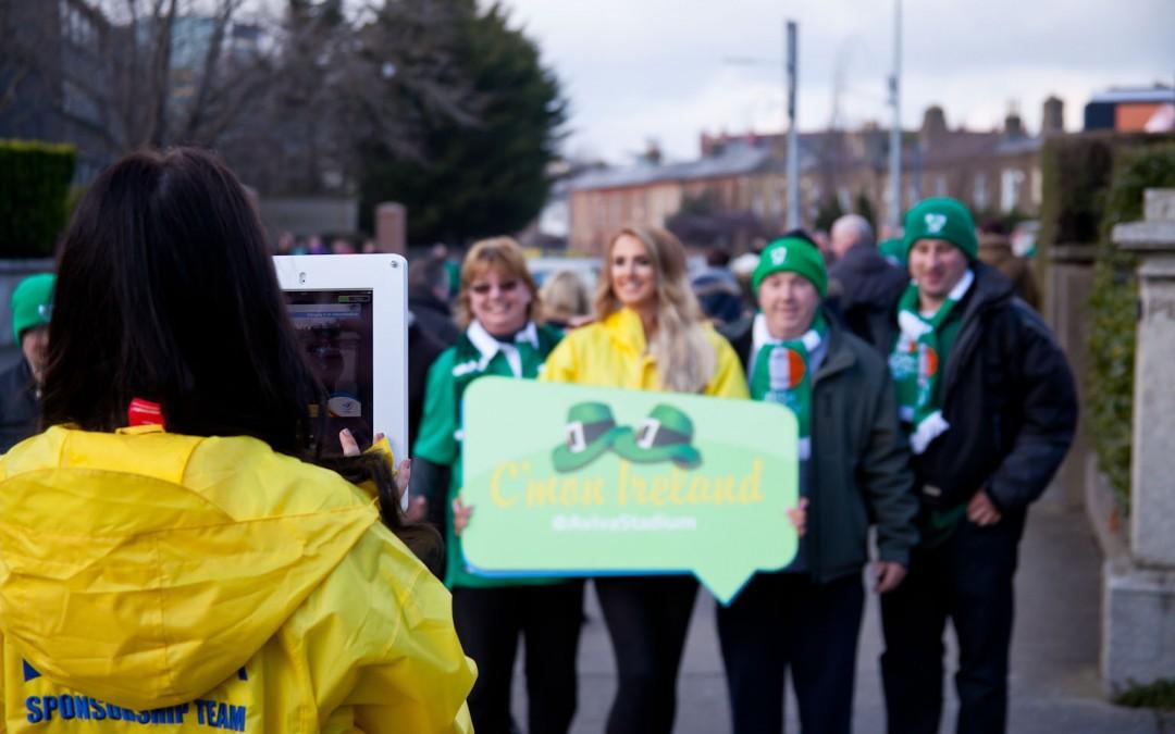Aviva – 6 Nations Ireland v England