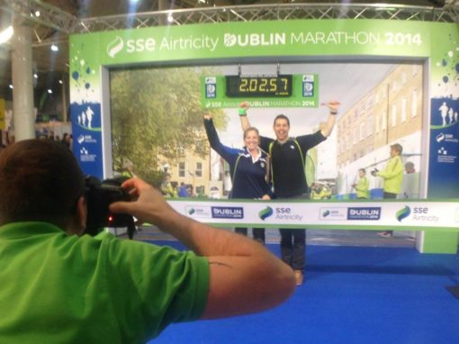 Dublin Marathon / SSE Airtricity 2015