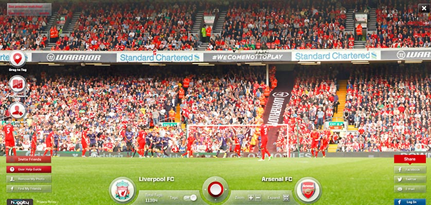 Liverpool FC Fan Engagement – Case Study