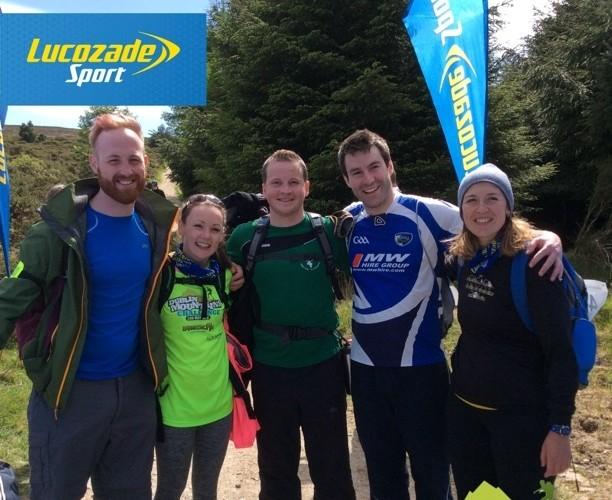 Lucozade Sport / Dublin Mountain Challenge