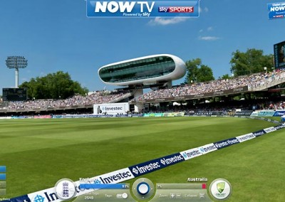 Sky Sports / Ashes Tour 2013