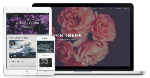 Josefin Divi Child Theme