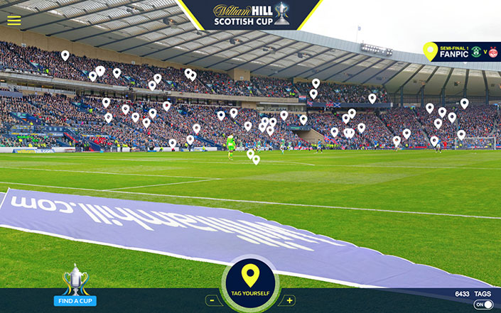 William Hill Sponsorship Activation Case Study