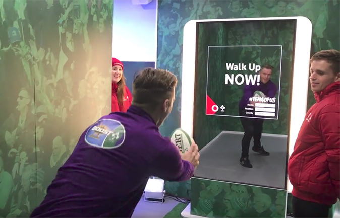 Vodafone – The Mirror