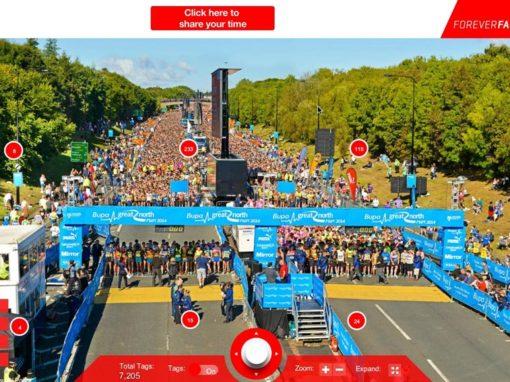 Marathon Sponsorship Brand Activation – Puma FanPic – Case Study