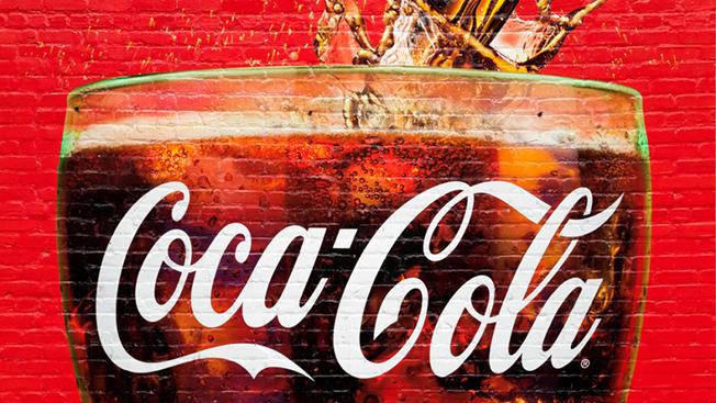 Coca-Cola old-fashioned ad